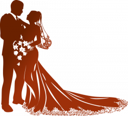 Wedding clipart fishing