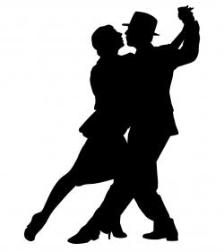 Latin clipart modern dance