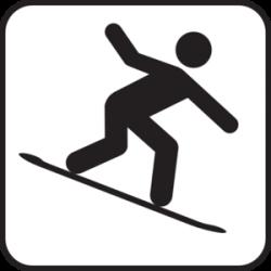 Kopel clipart snowboarding