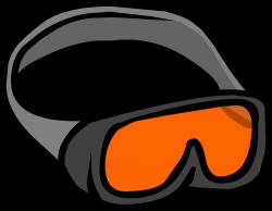 Ski clipart ski goggles