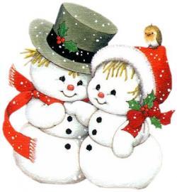 K.o.p.e.l. clipart snowman