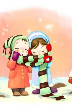Kopel clipart sweet couple