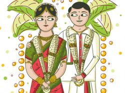Couple clipart tamil