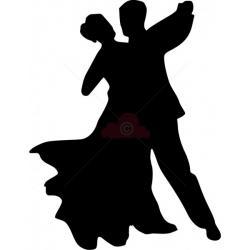 Danse clipart dancer silhouette