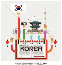 Korea clipart seoul