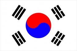 Korea clipart vector