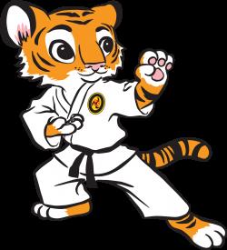 Martial Arts clipart tiger