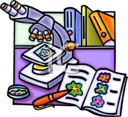 Laboratory clipart biology lab