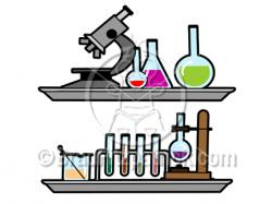 Scientist clipart comic
