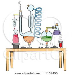 Laboratory clipart chemistry lab