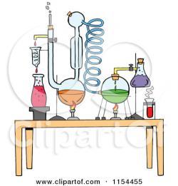 Laboratory clipart chemistry lab