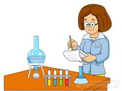 Scientist clipart science result