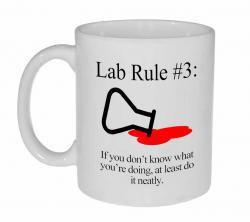 Laboratory clipart funny