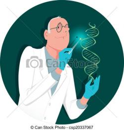 Mutant clipart genetic engineering