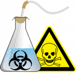 Laboratory clipart icon