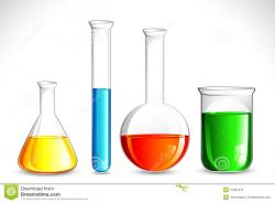 Liquid clipart laboratory equipment