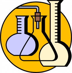 Laboratory clipart lab report