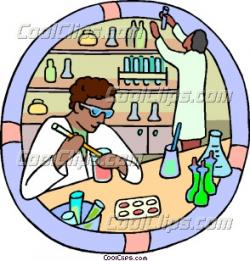 Laboratory clipart lab technician