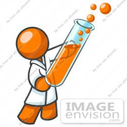 Scientist clipart lab coat clip art