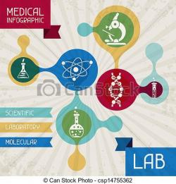 Laboratory clipart medical research