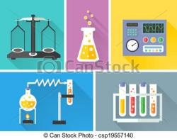 Laboratory clipart physics lab