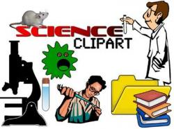 Laboratory clipart science and technology