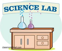 Laboratory clipart science class
