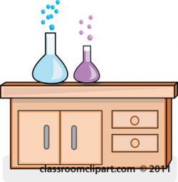 Scientist clipart desk