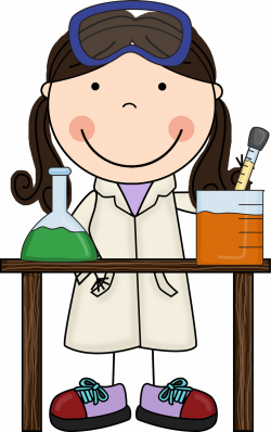 Science clipart child scientist