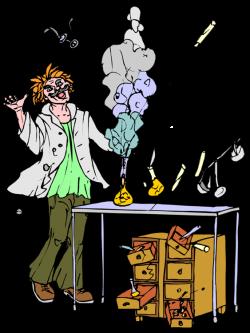 Laboratory clipart science procedure
