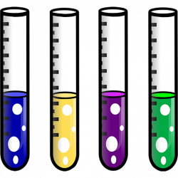 Laboratory clipart tube