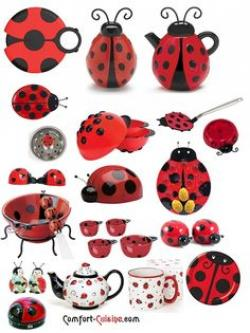 Lady Beetle clipart cute thing