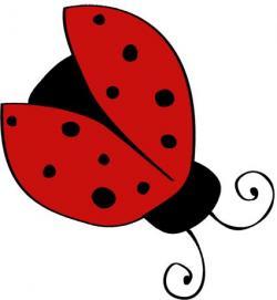 Maze clipart ladybug