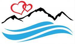Mountain Ridge clipart mountain lake
