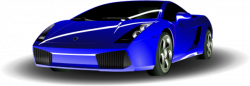 Lamborghini clipart cool car