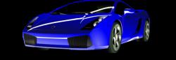 Lamborghini clipart cool car