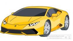 Lamborghini clipart sportscar