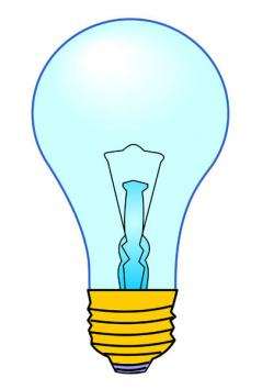 Lights clipart electric bulb