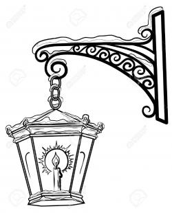 Street Light clipart decorative