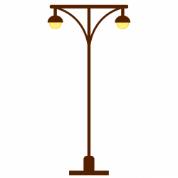 Street Light clipart light pole