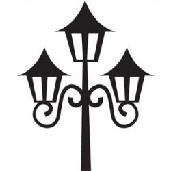 Lamp Post clipart french