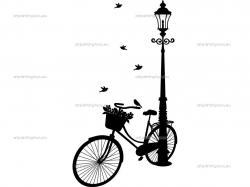 Lamp Post clipart paris