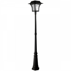 Lamp Post clipart solar