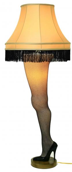 Lamps clipart a christmas story