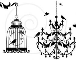 Lamps clipart cage light