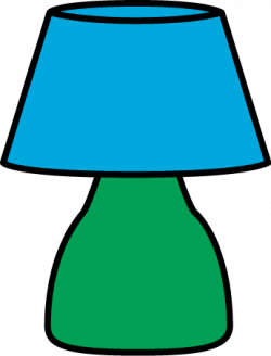 Lamps clipart cute