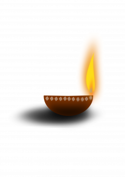 Lamps clipart earthen lamp