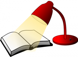 Lamps clipart education