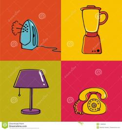 Products clipart household item
