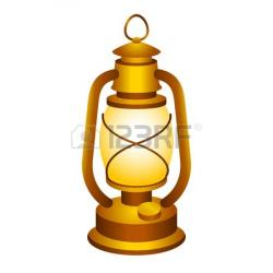 Oil Lamp clipart kerosene lamp